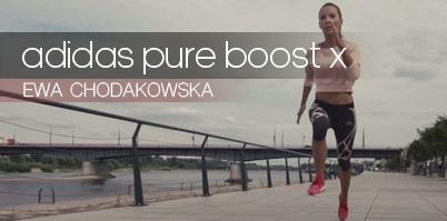 adidas pure boost chodakowska